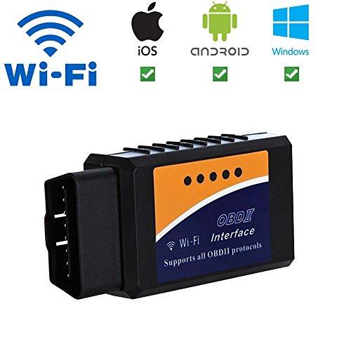 Pumpkin BDII OBD2 ELM327 Kfz-Diagnosescanner, WiFi