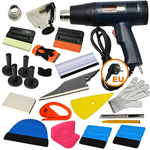 ehdis 16 arten von auto vinyl wrap tool fenster tint kit. Black Bedroom Furniture Sets. Home Design Ideas
