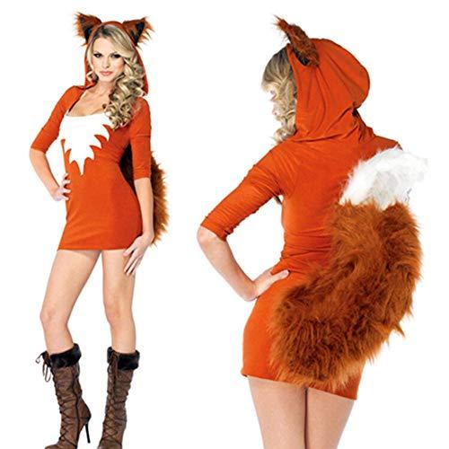 Top 9 Eichhörnchen Kostüm Damen - Kostüme für Erwachsene ...